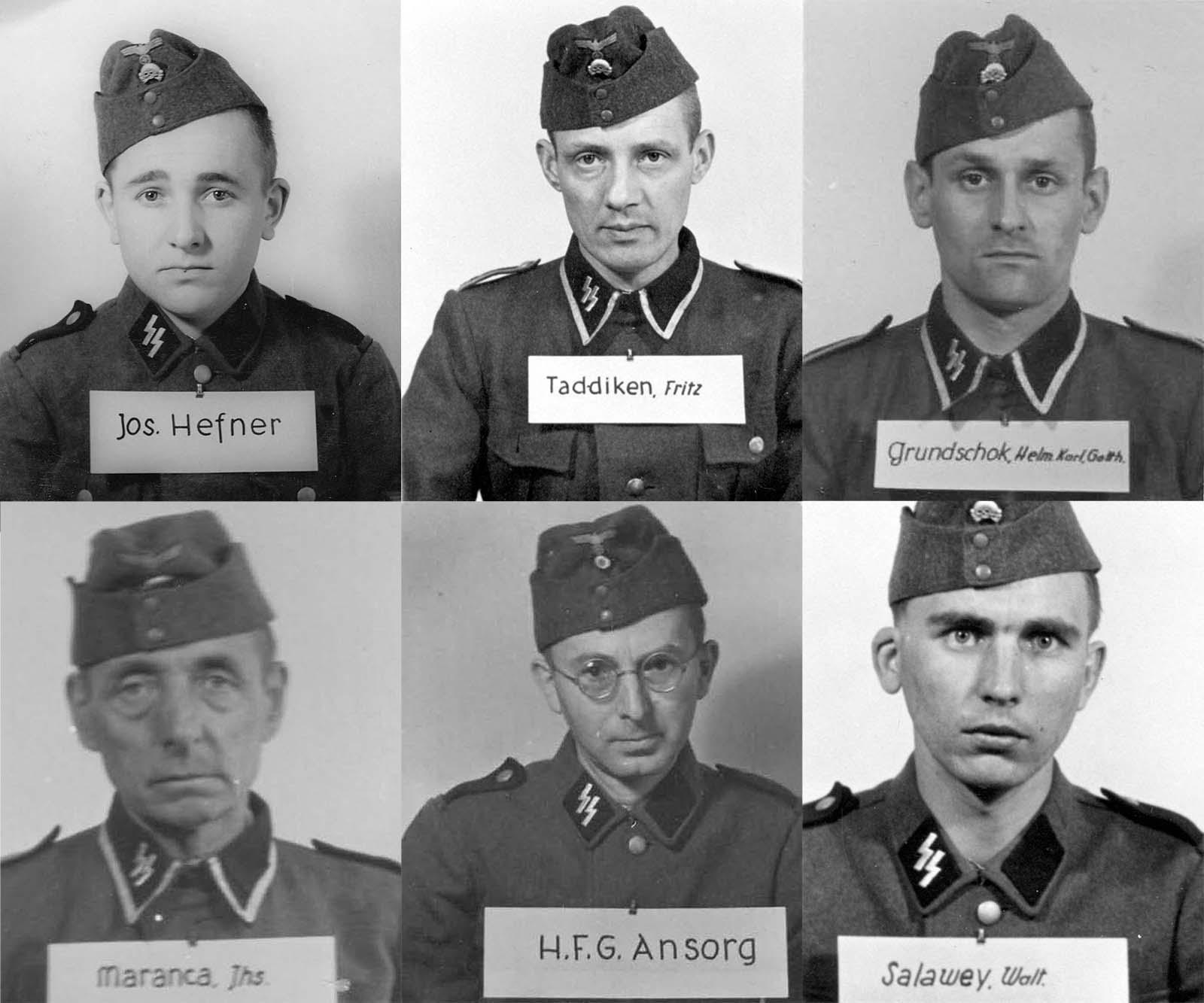 Auschwitz Guards